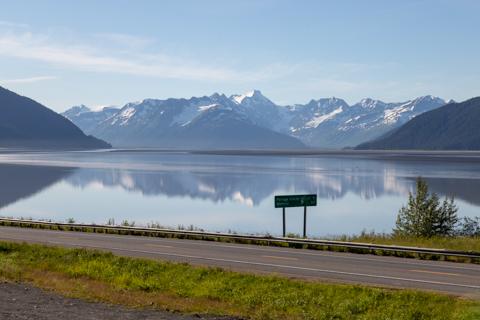 Turn Again Arm, Alaska