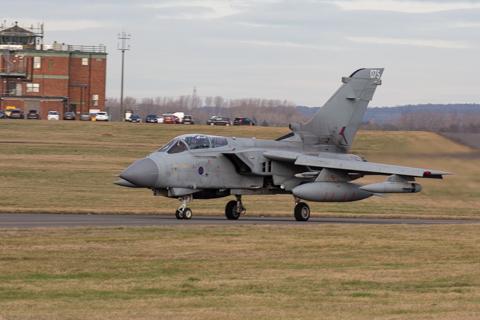 RAF Tornado GR3