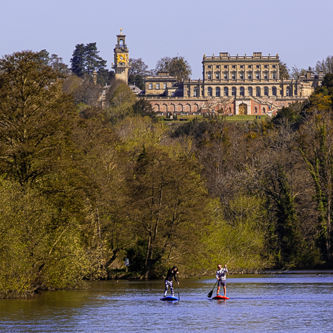 Cliveden and the River Thames