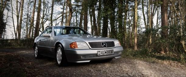 Classic Mercedes Benz 280SL