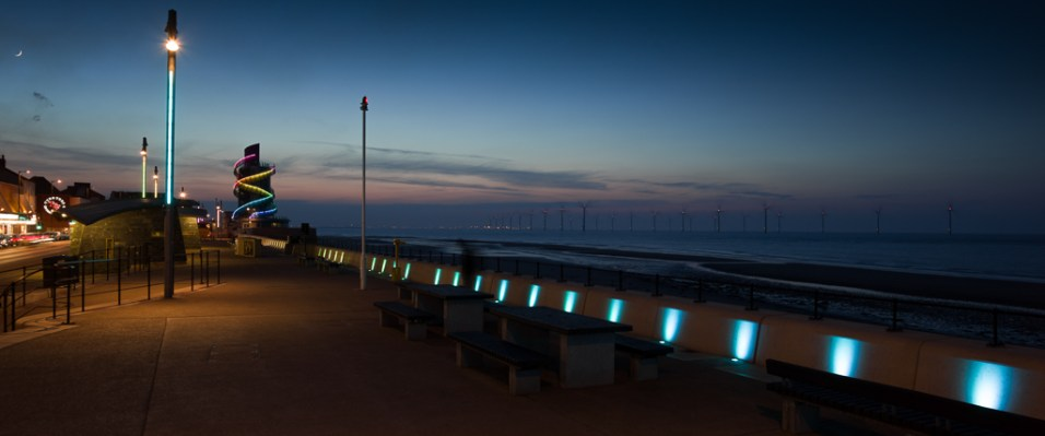 REDCAR SEAFRONT IMPROVEMENTS