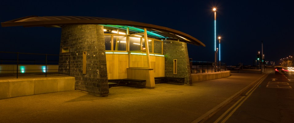 Redcar New Shelter