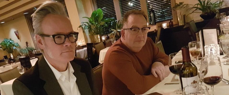 Supper in St Paul, Minnesota
