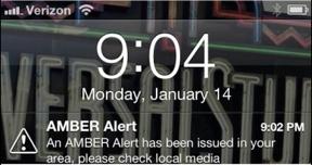 AMBER Alert Notice