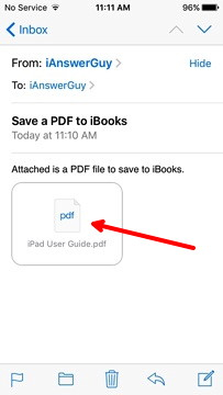 save jpg as pdf on iphone