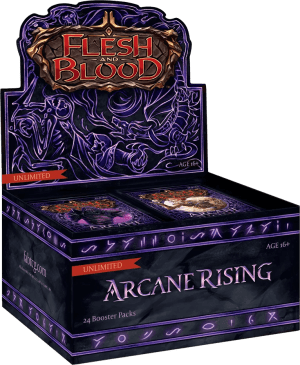 Arcane Rising (Unlimited)