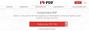 Come comprimere un PDF troppo grande