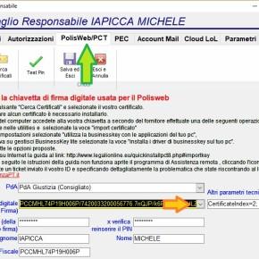 Come sostituire i certificati di firma scaduti o rinnovati