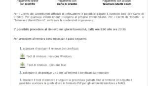 rinnovare i certificati di firma digitale
