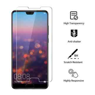 Huawei P20 Pro Premium 3D Tempered Glass