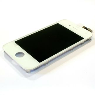 Apple iPhone 4S Replacement LCD Digitizer - WHITE