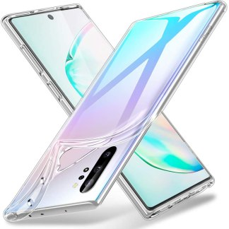 Samsung Note 10 / 10+ Clear TPU Gel Silicon Case