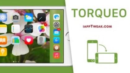iPhone 6 Plus以外のデバイスでもホーム画面の横回転を可能にする脱獄アプリ(Tweak)です。