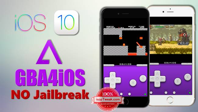 Ios 10 gba emulator no jailbreak | ▷ 【 EASILY INSTALL GBA Emulator