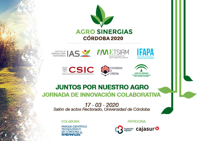 AGROSINERGIAS CÓRDOBA 2020