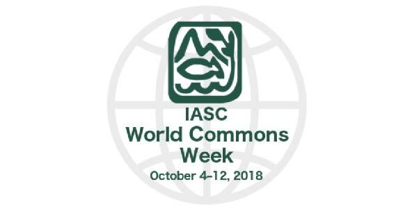 World Commons Week kick-starts today on October 4, 2018: Possibilities to Join
