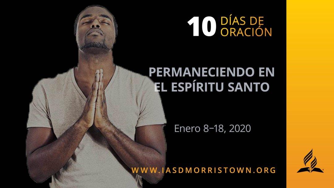 DÍA 10— PERMANECIENDO EN EL ESPÍRITU SANTO