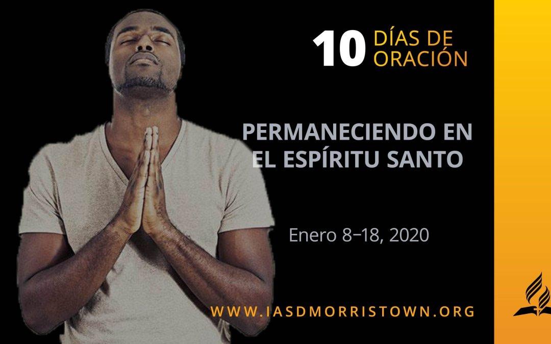 DÍA 10—PERMANECIENDO EN EL ESPÍRITU SANTO