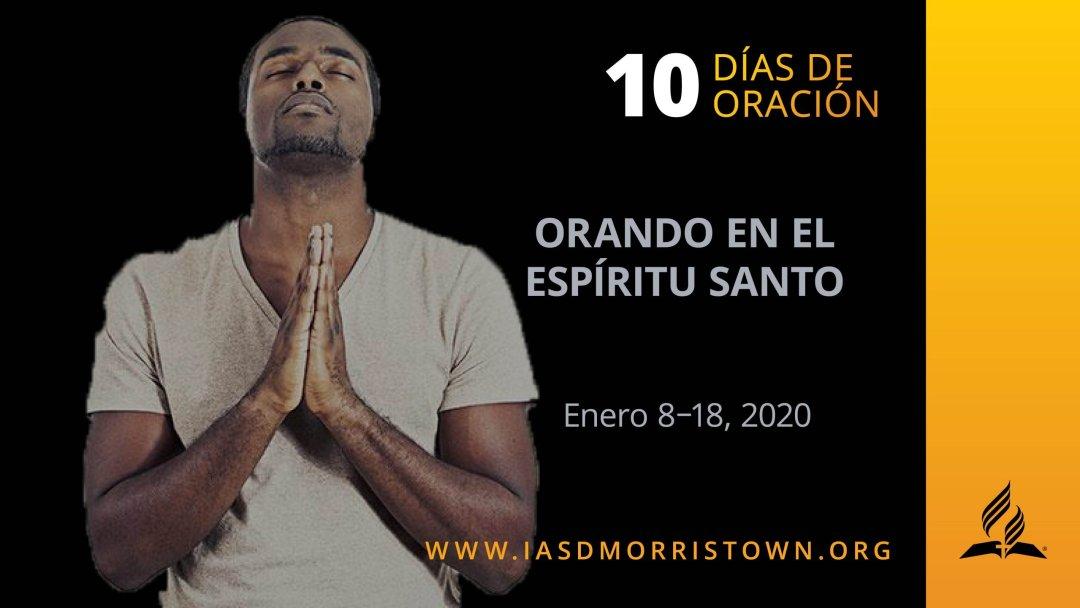 DÍA 7 — ORANDO EN EL ESPÍRITU SANTO