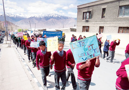 [Premium] Ladakh's Union Territory (UT) demand - All You Need to Know