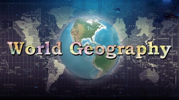 World Geography (Static + Related Current Articles)