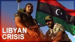 Libyan Crisis - Explained