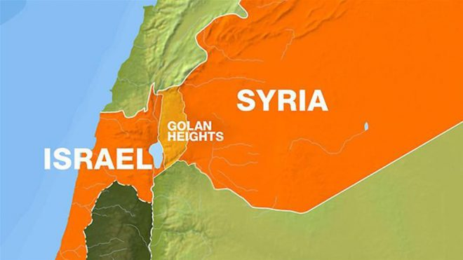 Golan Heights Dispute – Everything you need to know