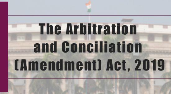 The-Arbitration-and-Conciliation-Amendment-Act-2019 upsc