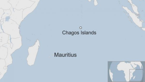 Decolonization of Mauritius – Chagos Archipelago Dispute