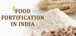 Food Fortification in India - Why is it Necessary?