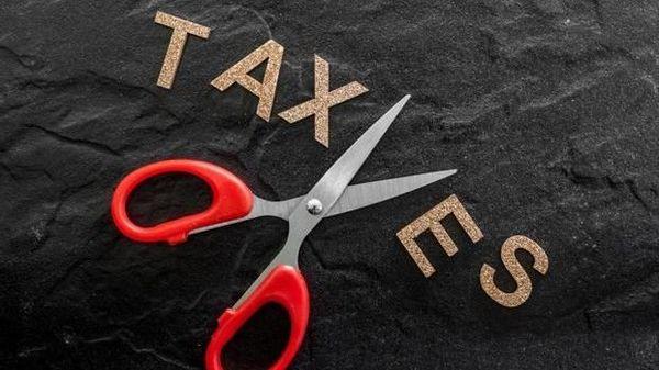 corporate tax cut india upsc ias
