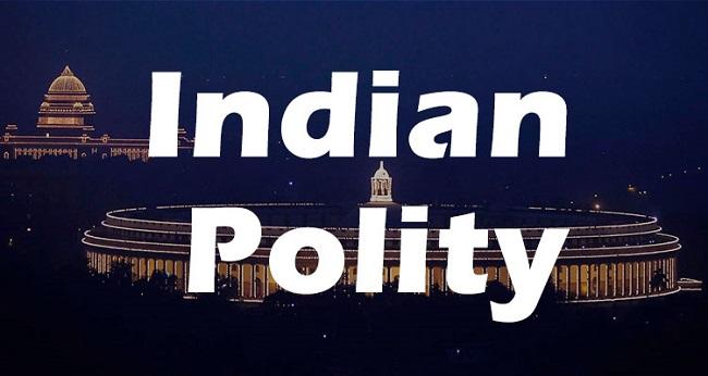 Indian Polity Mindmap Notes