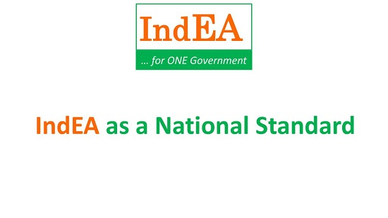 … for ONE Government. IndEA as a National Standard. NeST. 7 Sept