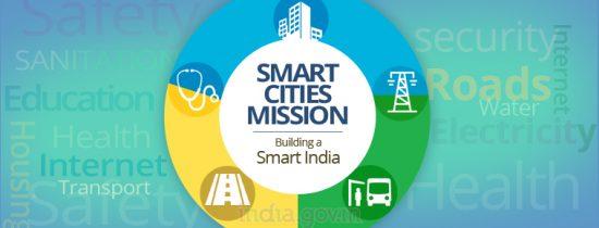 smart cities mission features status challenges upsc ias essay notes mindmap