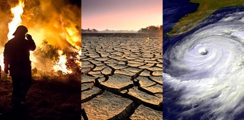 Climate Change: Causes, Impacts on India & World