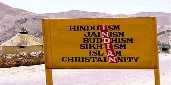 secularism in india upsc essay notes mindmap