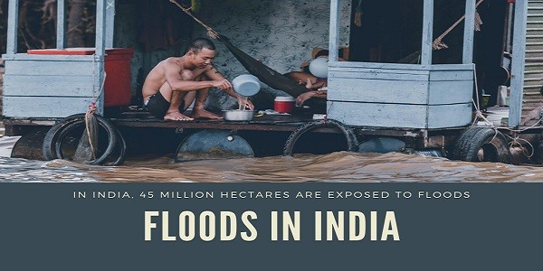 [Disaster Series] Floods and its Management in India