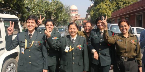 SC Verdict on Permanent Commission to Women Officers