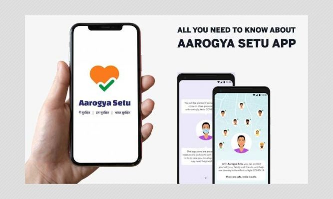 Aarogya Setu App – Objectives, Working, Concerns