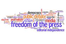 The Press freedom in India