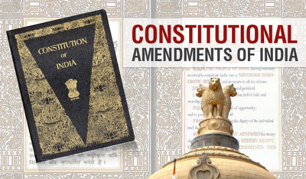 [Polity] Constitution Amendment