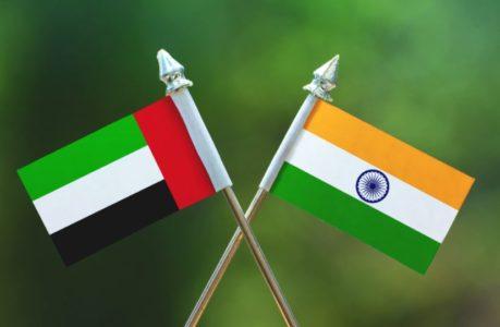 Featured image of India - UAE Relations