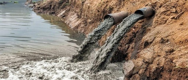 industrial pollution in india upsc