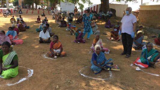 covid 19 rural india