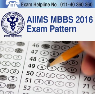 AIIMS-MBBS-2016-Exam-Pattern