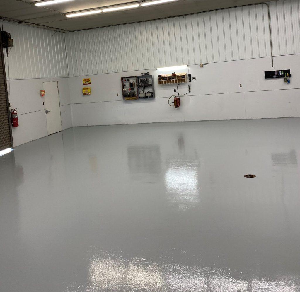 TeamIA, epoxy flooring, urethane topcoat, epoxy floor coating, epoxy flooring MedinaTN, Industrial Applications,Inc, IA30yrs, MedinaTN