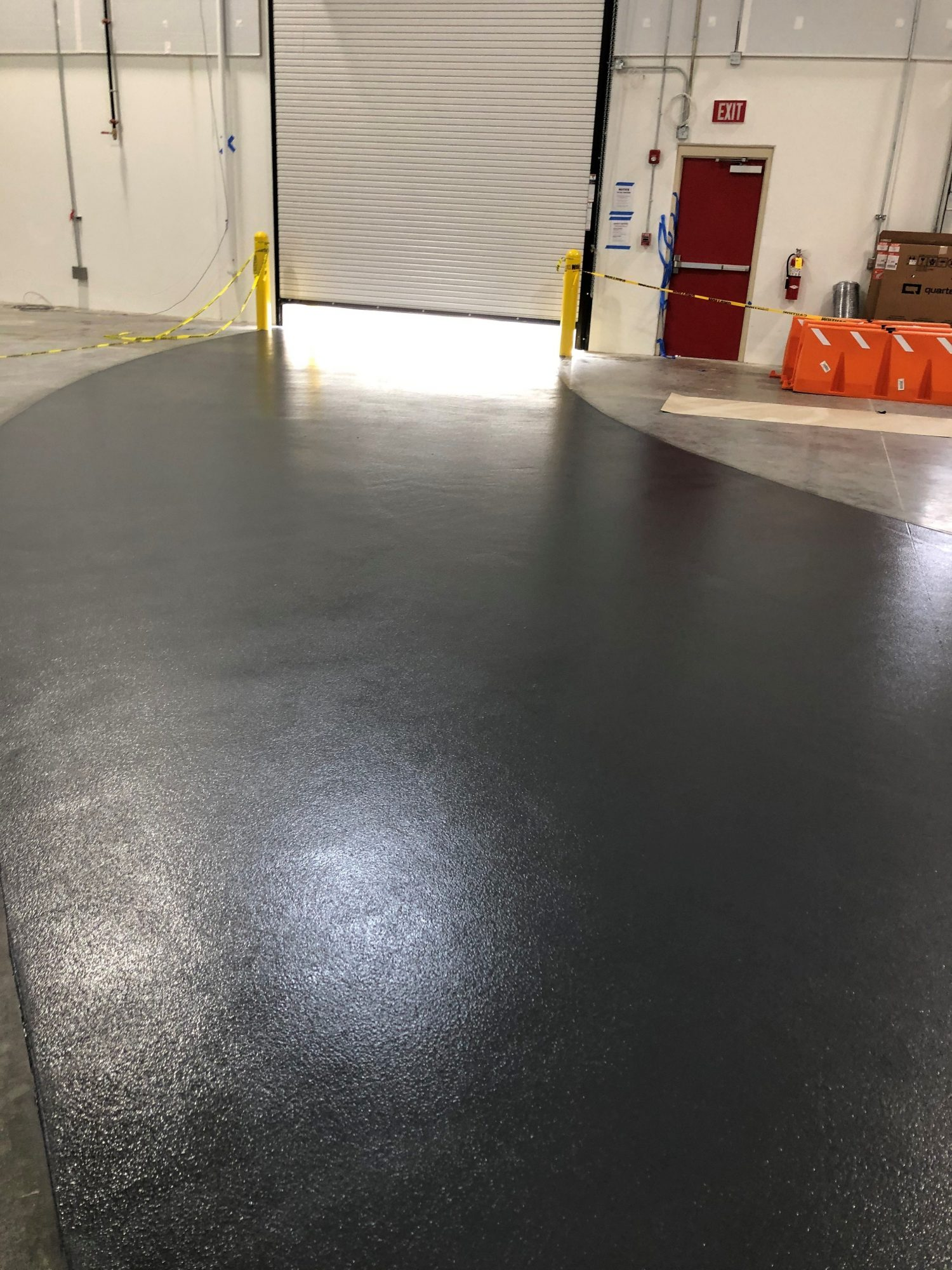 DurAFlexFloors, concrete floor coatings, epoxy floor coating, urethane mortar, Industrial Applications Inc, IA30yrs, traffic coating