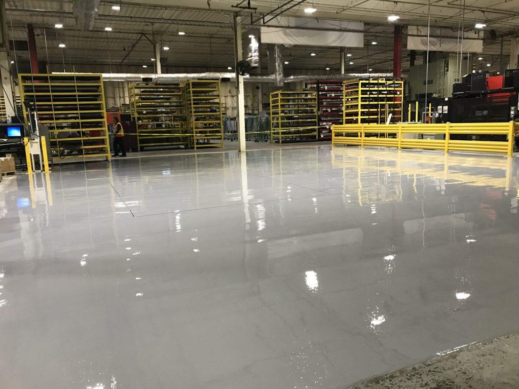 epoxy Floor coating, manufacturing floor coating
