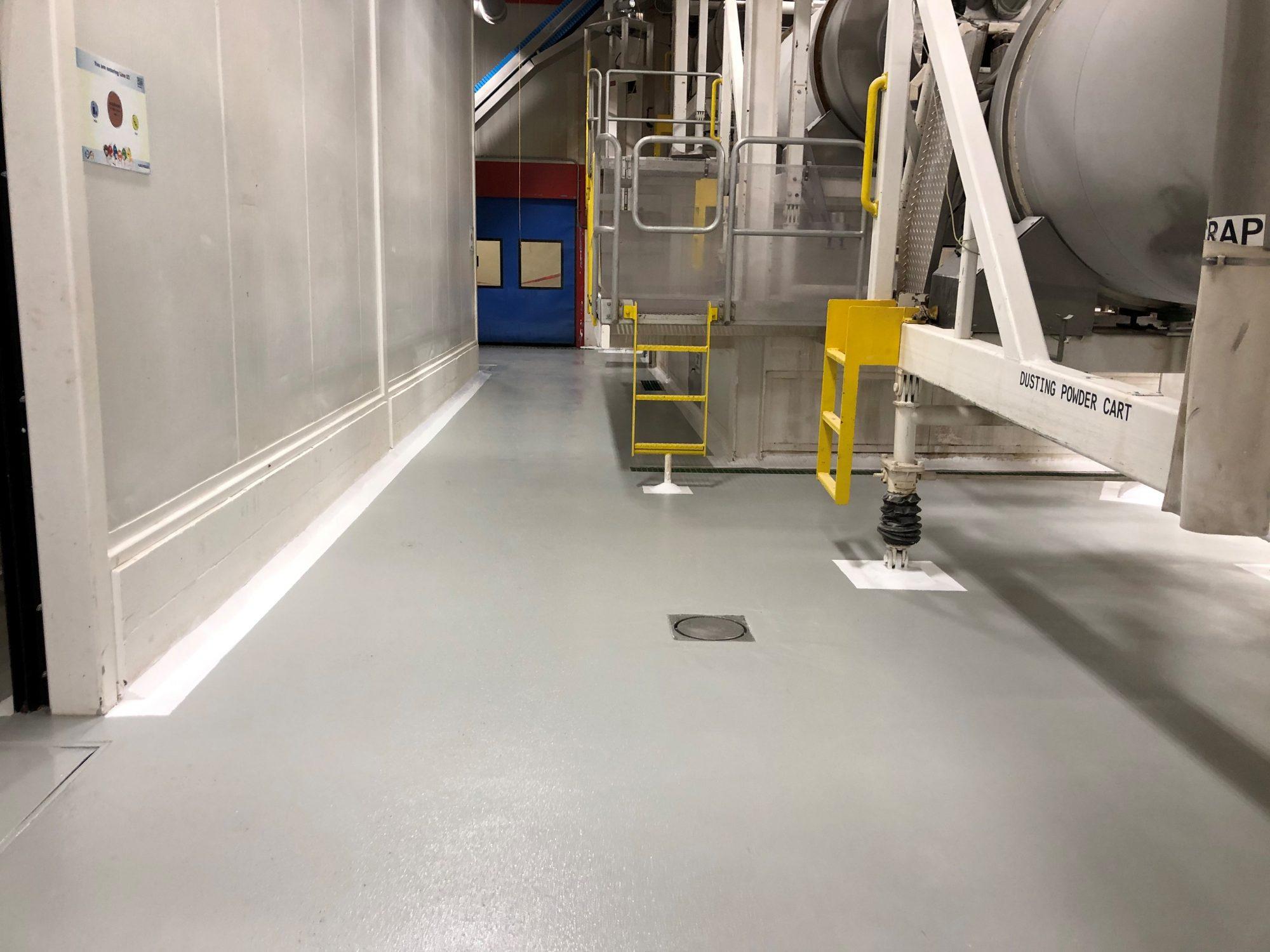 concrete floor coatings, epoxy floor coating, epoxy coatings, epoxy floor coatings, Industrial Applications, Inc., IA30yrs