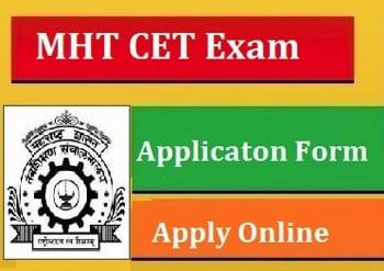MH CET Registration Process